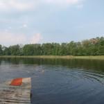 jezioro na wsi
